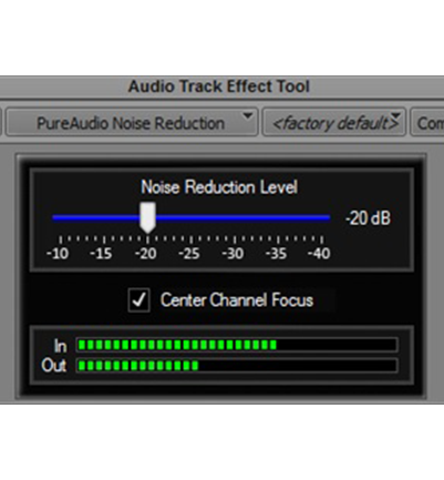 Noise Canceling Software
