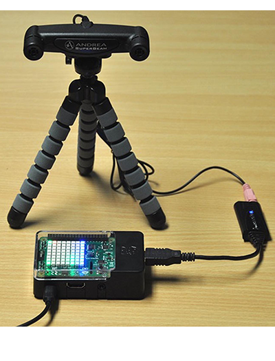 speech recognition microphone